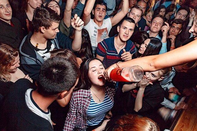 Riga Public Pub Crawl