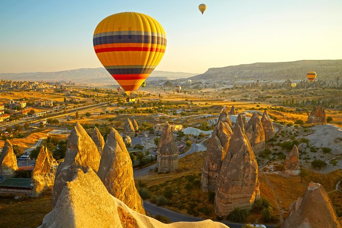 7-Night Turkey Highlights from Istanbul with Ephesus and Cappadocia