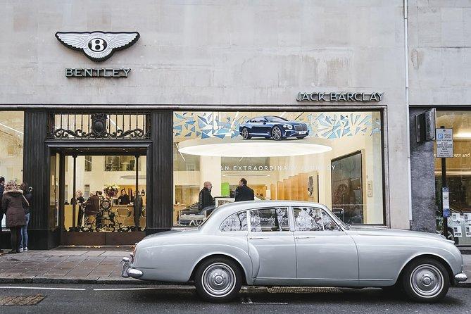 James Bond London Walking Tour