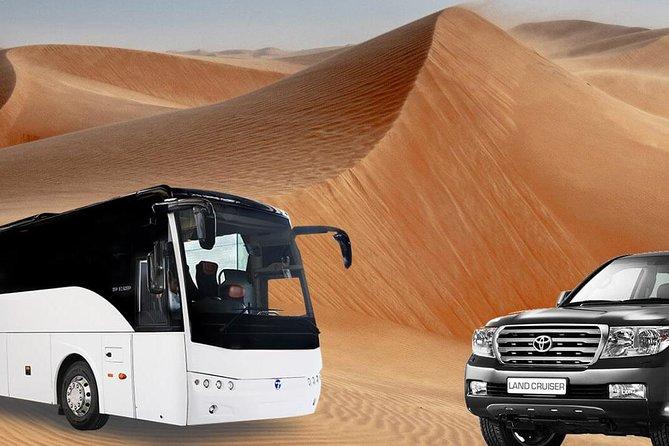 Desert Safari Bus Package