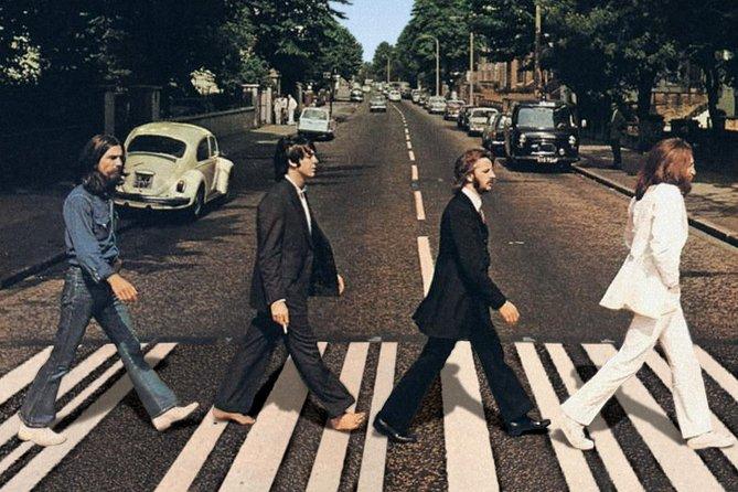 The Beatles London Walking Tour