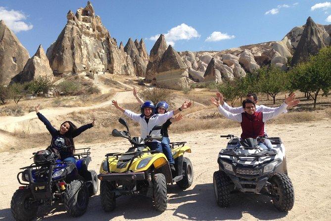 Cappadocia ATV Ride