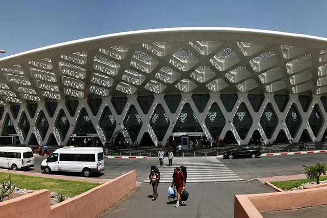 Marrakech airport transfer to Hotel photo 3