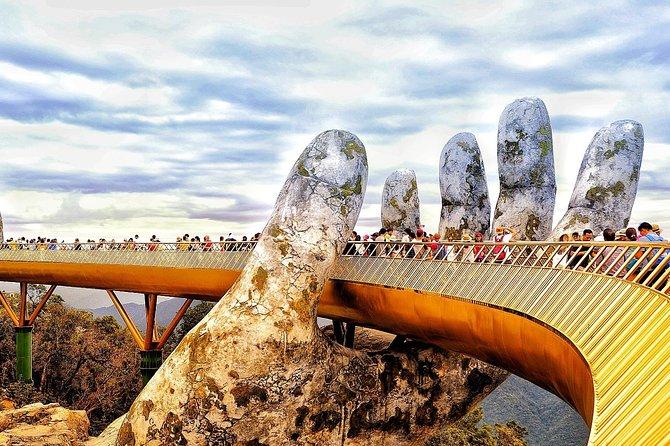 Hoi An To Hue By Private Car Monkey Mountain, Golden Bridge, via Hai Van Pass