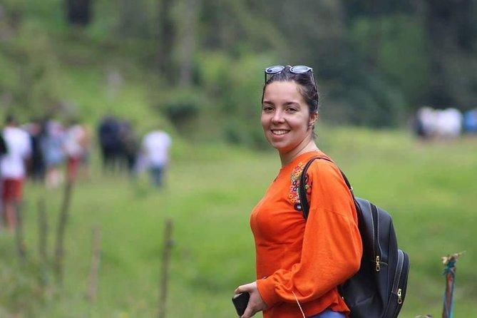 ZIPA ROUTE: Zipacon Ecological Walk - The Sunset