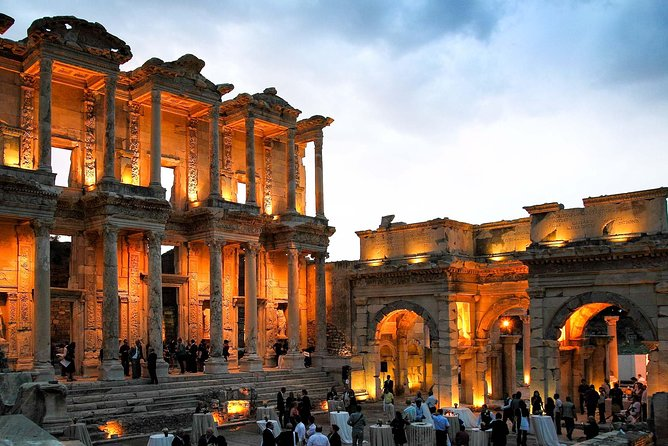 2 Days Private Ephesus and Pamukkale Tour
