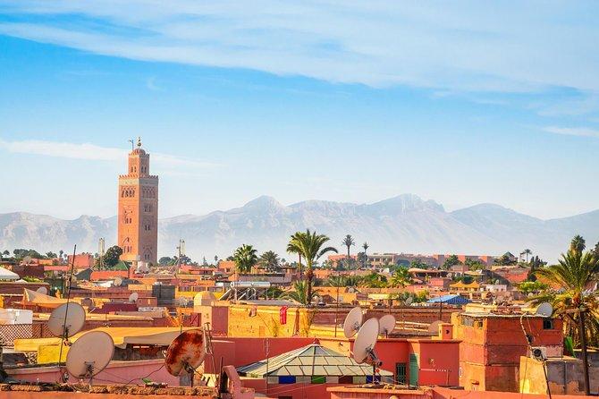 Marrakech & the magnificent journey of the Sahara Desert - 4 Days