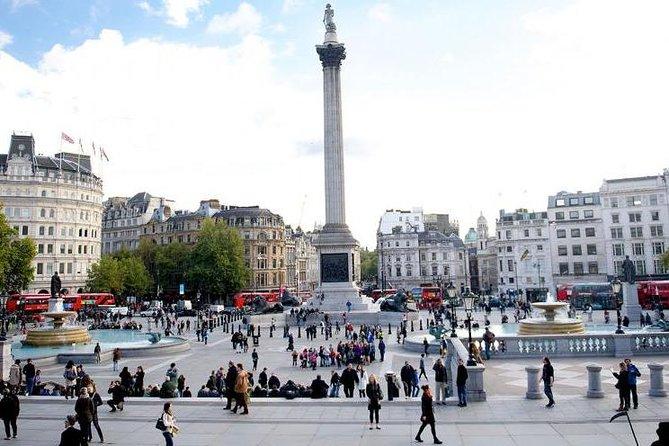 Chauffeured Bespoke Sightseeing Tour of London (Saloon Car Basic)