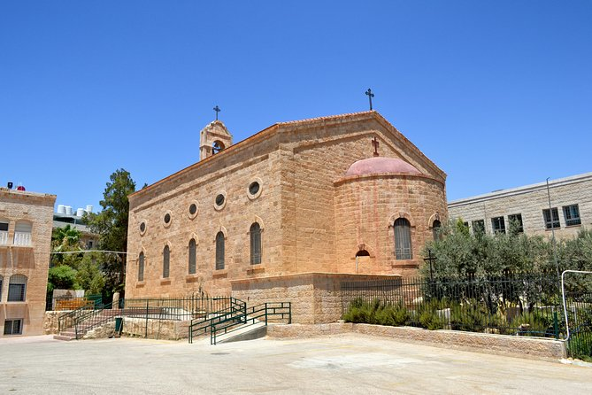 Private Day Tour of Madaba, Mount Nebo, and Amman Sightseeing