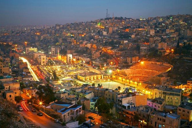 2 – Night Private Philadelphia Jordan Tour of Amman and Surroundings