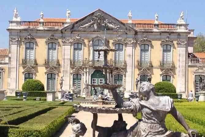 Full Daytrip to Queluz and Belém, from Lisbon