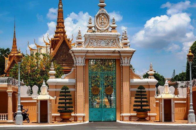 Phnom Penh Highlight City Tours