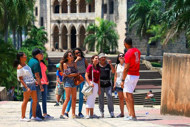 Santo Domingo Historial Day Trip From Punta Cana