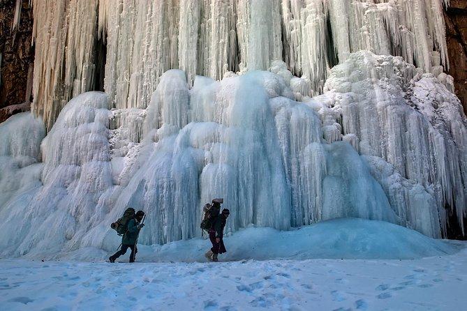 Chadar Trek (Frozen Zanskar River)