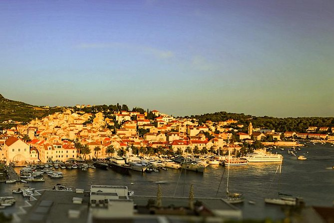 Walking Tour through historical Hvar
