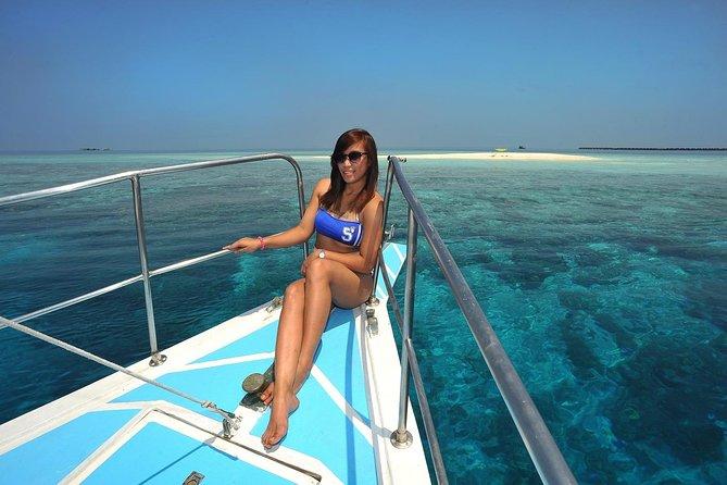 Viagem de aventura às Maldivas