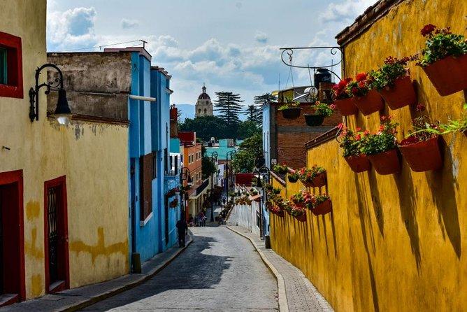 Atlixco de Las Flores and Val'Quirico: Private Tour From Mexico City