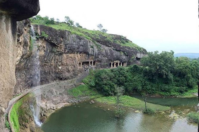 2-Day Private Ajanta and Ellora Caves Tour.