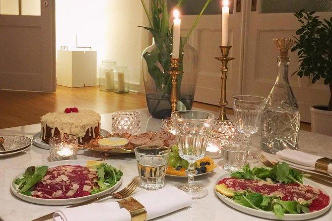 Elegant German Dinner with a Food Blogger