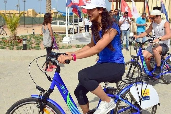 From Hurghada: El Gouna City Tour by Bicycle photo 1