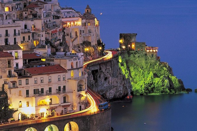 Amalfi Coast Tour of 2 Cities - Half Day