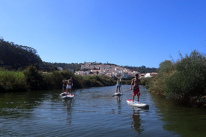 Stand Up Paddle Odeceixe River tour