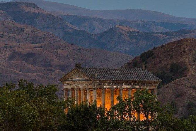 Day Tour to Garni Temple, Geghard Monastery, Sevan Lake and Sevanavank