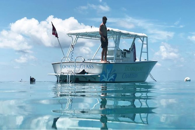 Afternoon Glass Bottom Boat Coral Reef Adventure from Key West