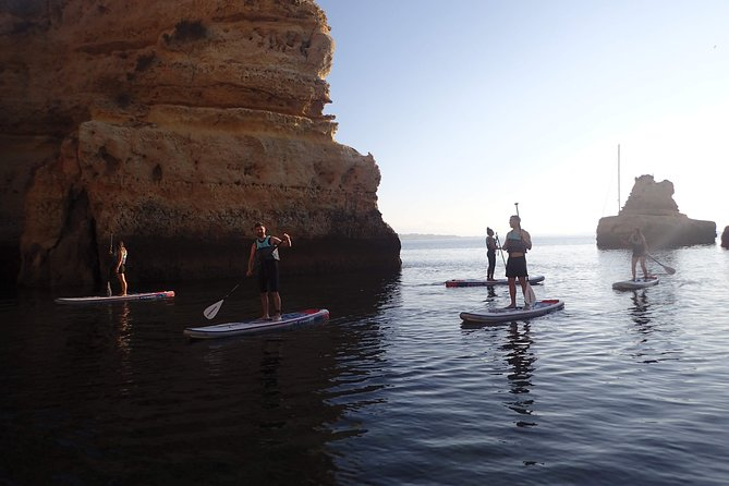 Stand Up Paddle Sunrise tour grottos in Lagos - pick up Lagos area photo 39