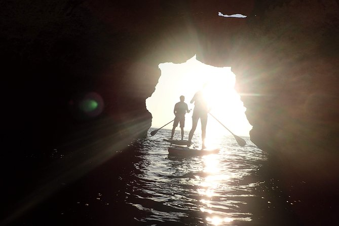 Stand Up Paddle Sunrise tour grottos in Lagos - pick up Lagos area photo 6