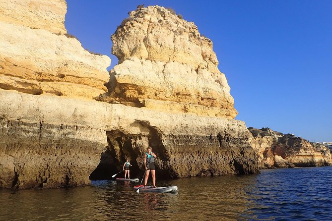 Stand Up Paddle Sunrise tour grottos in Lagos - pick up Lagos area photo 4