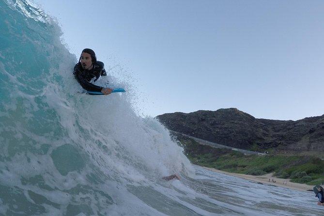 Bodyboarding - Semi-Private Lessons with Pro Coach - Waikiki, Oahu