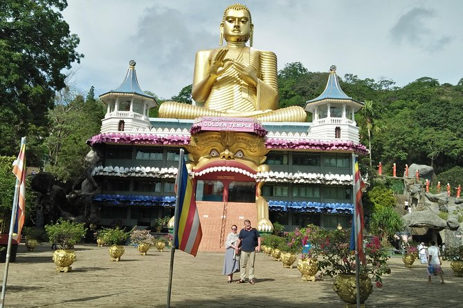 Day Tour to Dambulla & Sigiriya