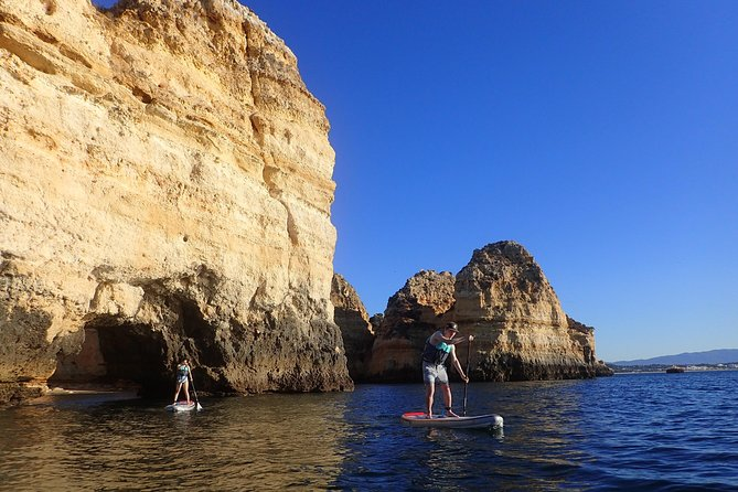 Stand Up Paddle Sunrise tour grottos in Lagos - pick up Lagos area photo 43