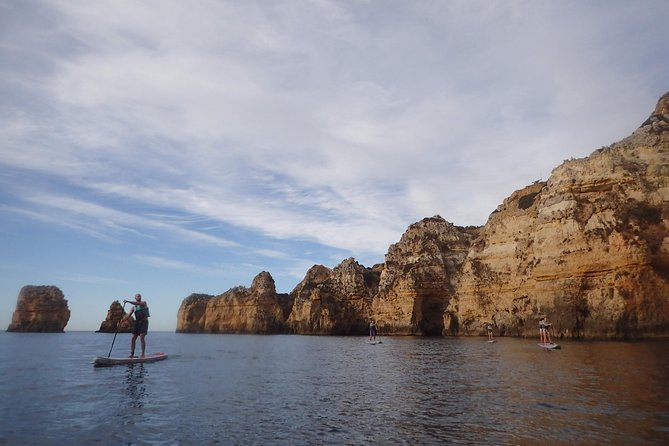 Stand Up Paddle Sunrise tour grottos in Lagos - pick up Lagos area photo 13
