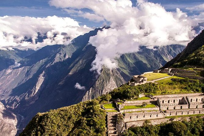 Private Choquequirao Trek 4 Days
