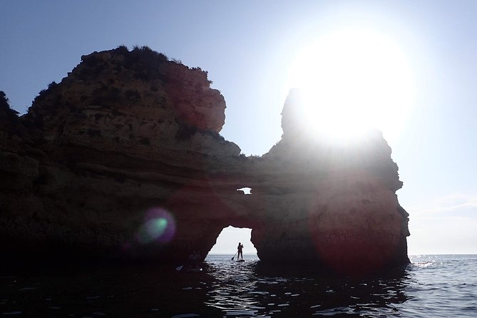 Stand Up Paddle Sunrise tour grottos in Lagos - pick up Lagos area photo 26