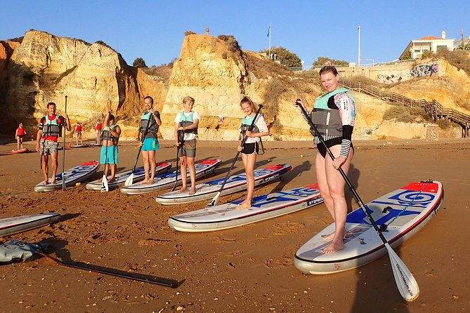 Stand Up Paddle Sunrise tour grottos in Lagos - pick up Lagos area photo 24