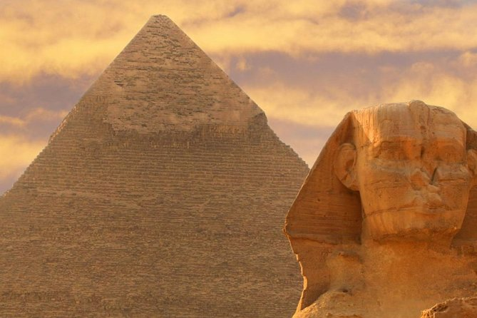 Best cairo tours visit to Giza Pyramids and Sphinx photo 3