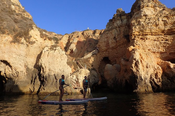Stand Up Paddle Sunrise tour grottos in Lagos - pick up Lagos area photo 33