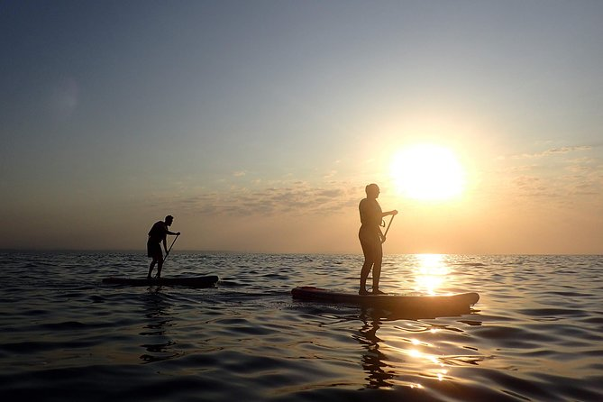 Stand Up Paddle Sunrise tour grottos in Lagos - pick up Lagos area photo 14