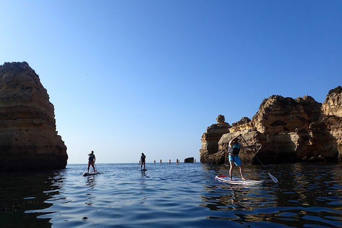 Stand Up Paddle Sunrise tour grottos in Lagos - pick up Lagos area photo 45
