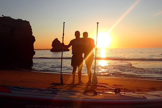 Stand Up Paddle Sunrise tour grottos in Lagos - pick up Lagos area photo 38