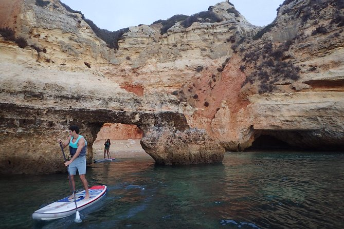 Stand Up Paddle Sunrise tour grottos in Lagos - pick up Lagos area photo 10