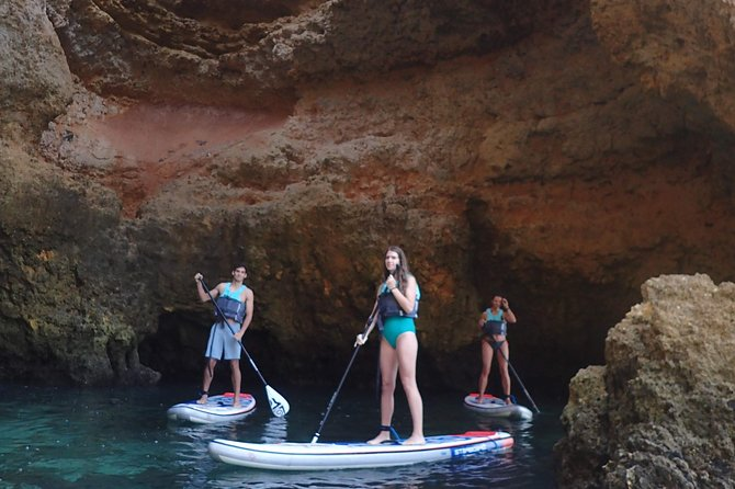 Stand Up Paddle Sunrise tour grottos in Lagos - pick up Lagos area photo 37