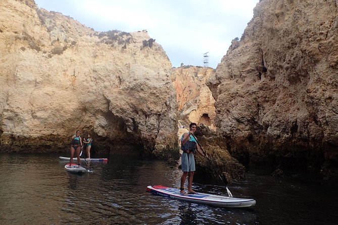 Stand Up Paddle Sunrise tour grottos in Lagos - pick up Lagos area photo 8
