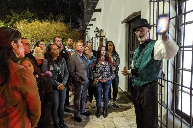 San Antonio Haunted History Ghost Tour