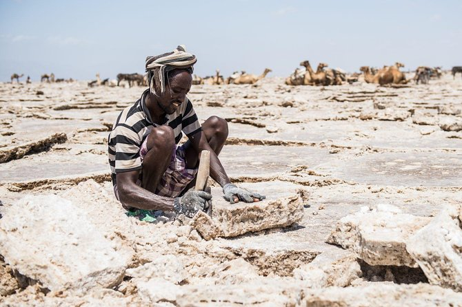 Danakil 3 days tour