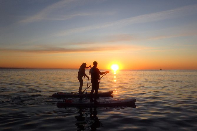 Stand Up Paddle Sunrise tour grottos in Lagos - pick up Lagos area photo 40