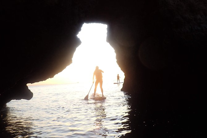 Stand Up Paddle Sunrise tour grottos in Lagos - pick up Lagos area photo 18